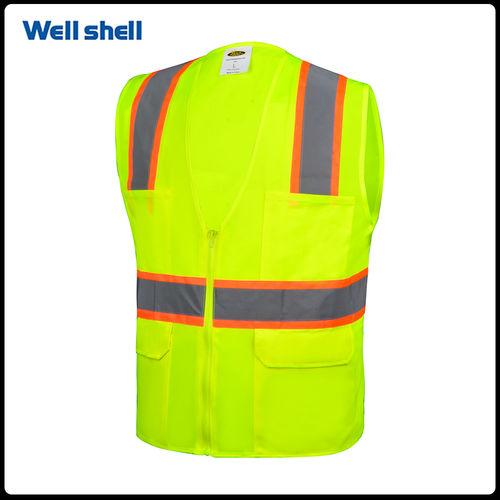 Safety vest-WL-036