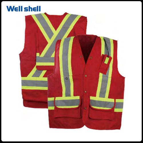 Safety vest-WL-052