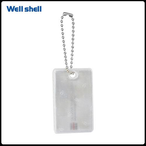 reflective keychain-WL-138