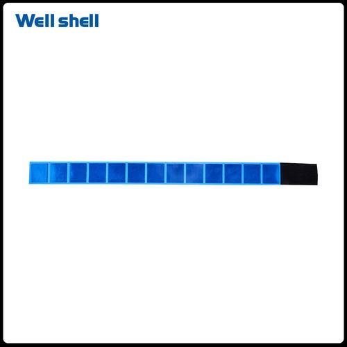 reflective slap band-WL-122-1