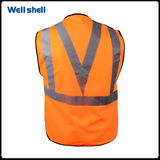 Safety vest-WL-021