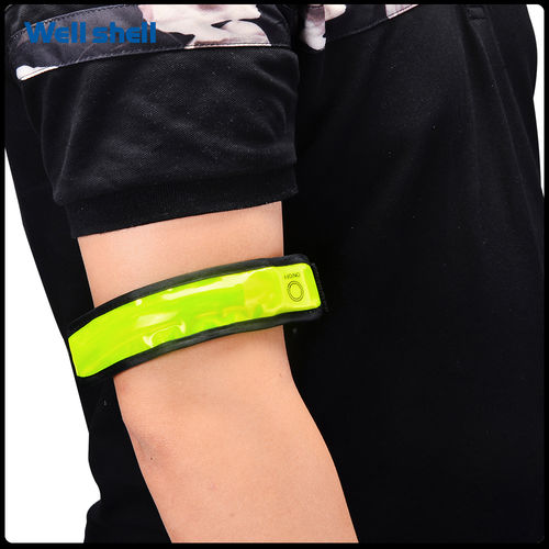 reflective slap band-WLK-016-2