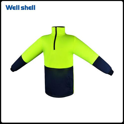 safety sweatshirt-WL-075