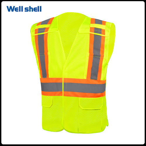 Safety vest-WL-037