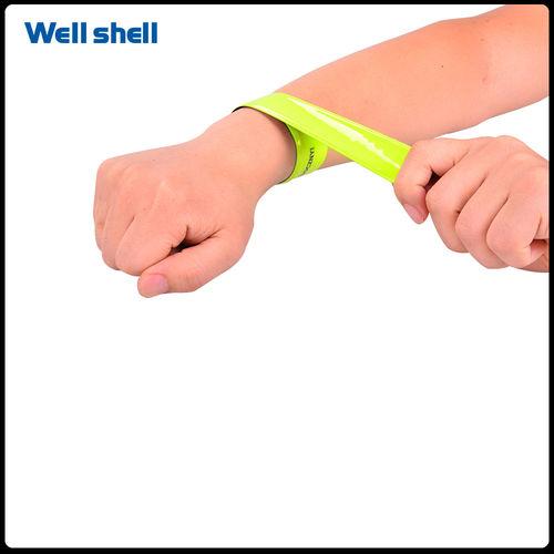 reflective slap band-WLB-003-1