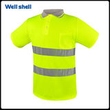 safety T-SHIRT  POLO -WL-069