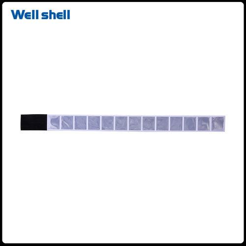 reflective slap band-WL-122-3