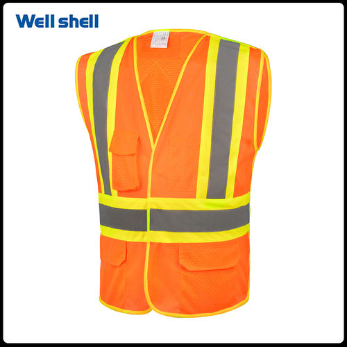 Safety vest-WL-038