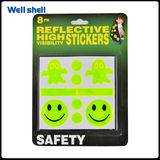 Reflective sticker -WL-122