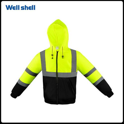 safety sweatshirt-WL-076