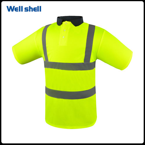 safety T-SHIRT  POLO-WL-070