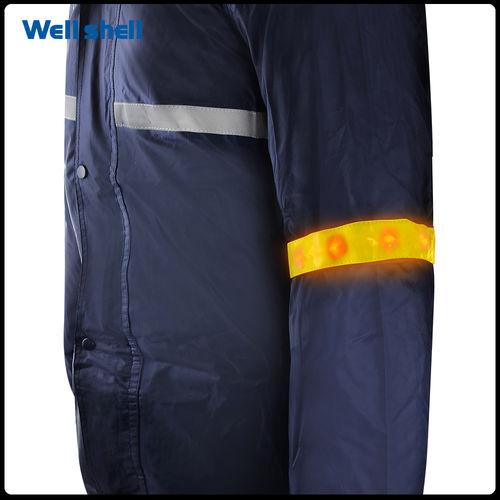 reflective slap band-wlk-017-2