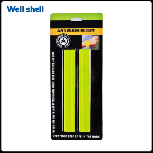 reflective slap band-WL-130