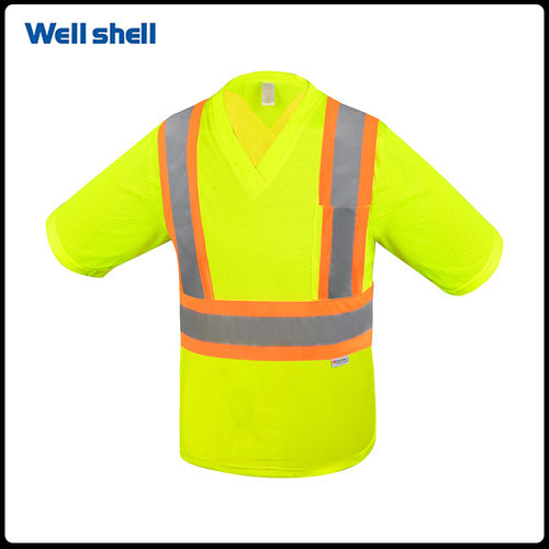 safety T-SHIRT  POLO-WL-068