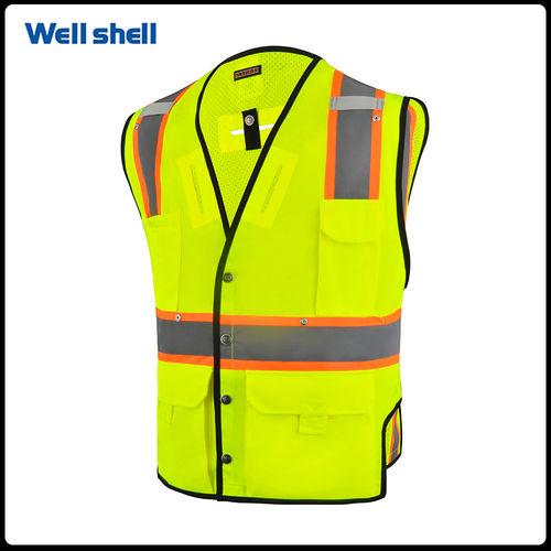 Safety vest-WL-044