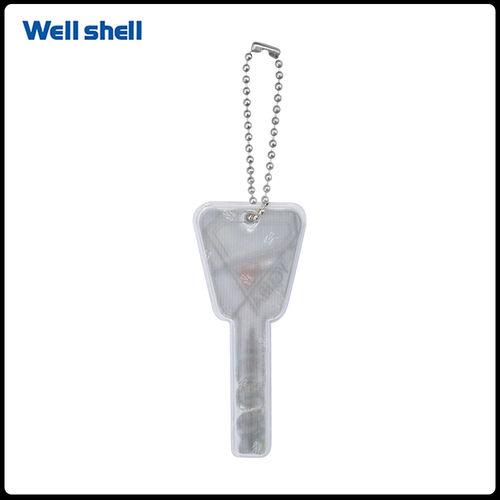 reflective keychain-WL-131