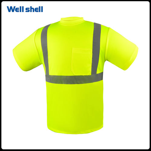 safety T-SHIRT  POLO-WL-065