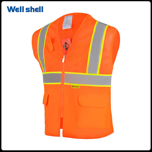 Safety vest-WL-040