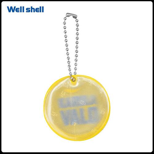 reflective keychain-WL-129