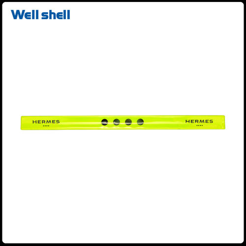 reflective slap band-WL-194