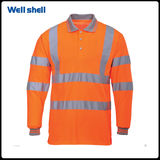 safety T-SHIRT  POLO -WL-070-1