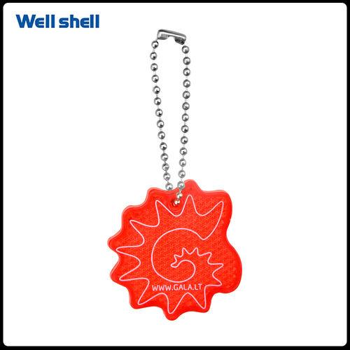 reflective keychain-WL-185