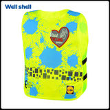 Children safety vest -WL-091