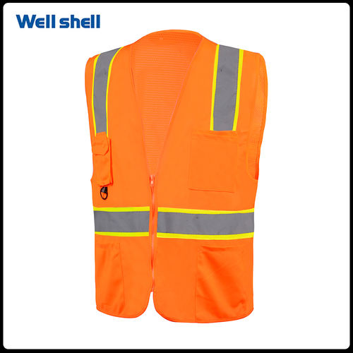 Safety vest-WL-039