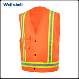 Safety vest -WL-058