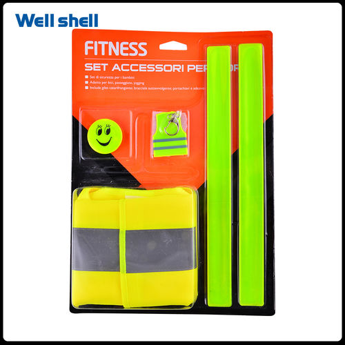 reflective slap band-WL-133