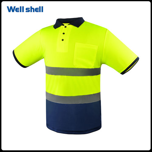 safety T-SHIRT  POLO-WL-071