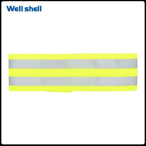 reflective slap band-WL-124