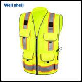 Safety vest -WL-049
