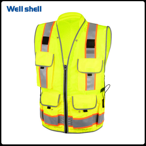 Safety vest-WL-049