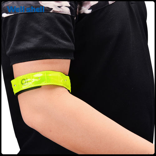 reflective slap band-wlk-017-1