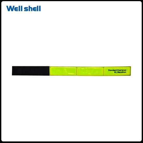 reflective slap band-WL-120