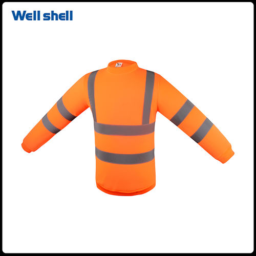 safety sweatshirt-WL-073