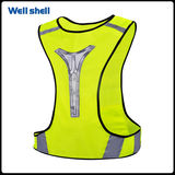 Safety vest -WL-062-1