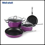 Cookware -WL-CSALU003-6PCS