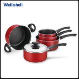 Cookware -WL-CSALU005-6PCS