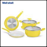 Cookware -WL-CSALU004-6PCS