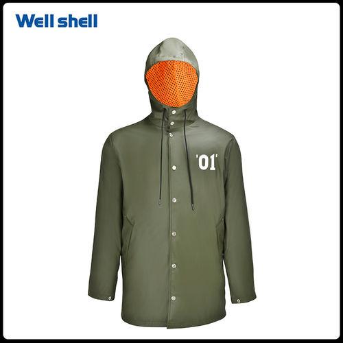 Rain coat-wl-805