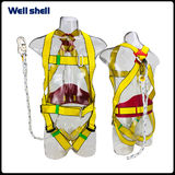 Universal Personal Protective Equipment Full Body Safety Harness -WL-6128