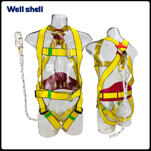 Universal Personal Protective Equipment Full Body Safety Harness-WL-6128