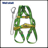 Fall Protection Full Body Safety Harness -WL-6123
