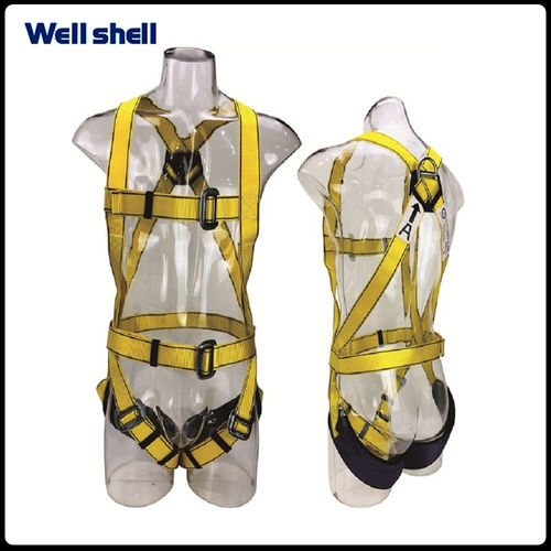 Climbing fall protection full body safety harness-WL-6125