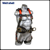 Full Body Standard Construction Safety Harness -WL-6129