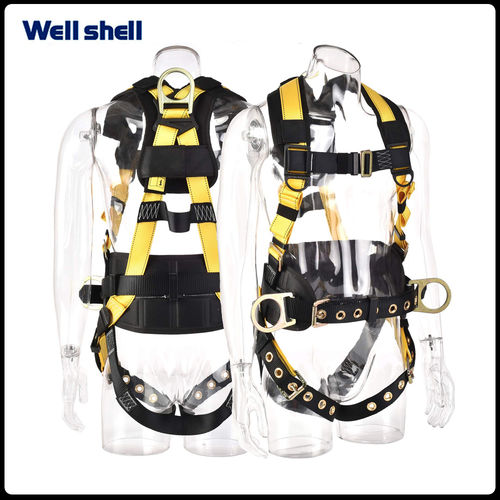 ANSI Fall Protection Full Body Safety Harness-WL-6131