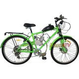 Gasoline Bicycle -BSGB-2 Green