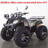 200cc water-cooled shaft drive ATV -BS200-4(Manual)